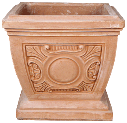 Carved Square